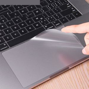 Trackpad Protector for MacBook Pro 16 inch A2141 2019 Pro Air 13 A2159 A1932 A2179 Clear Anti-Scratch Touchpad Cover Skin