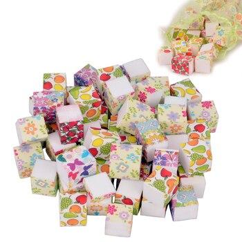 1 bolsa de limas de uñas mezcla 2020 diseños de flores colorido bloque de esponja irregular esmalte de uñas tope de lijado 150 herramientas de manicura