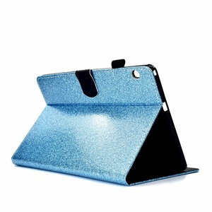 "Image 5 - מקרה עבור Huawei MediaPad T3 10 9.6 ""AGS L09 W09 כיסוי עור בלינג גליטר כרטיס חריץ Stand מקרה הכבוד לשחק כרית 2 9.6 אינץ מקרה"