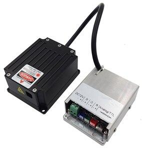 520nm, 3W, módulo láser verde único, buena calidad