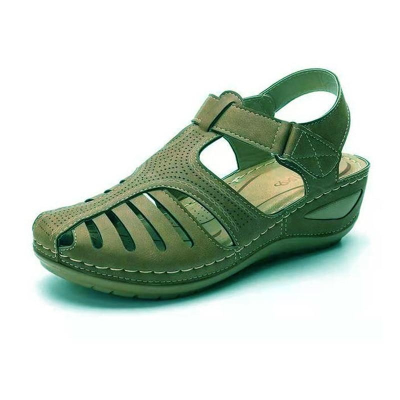 Novo 2021 sapatos casuais sandálias femininas sandalias