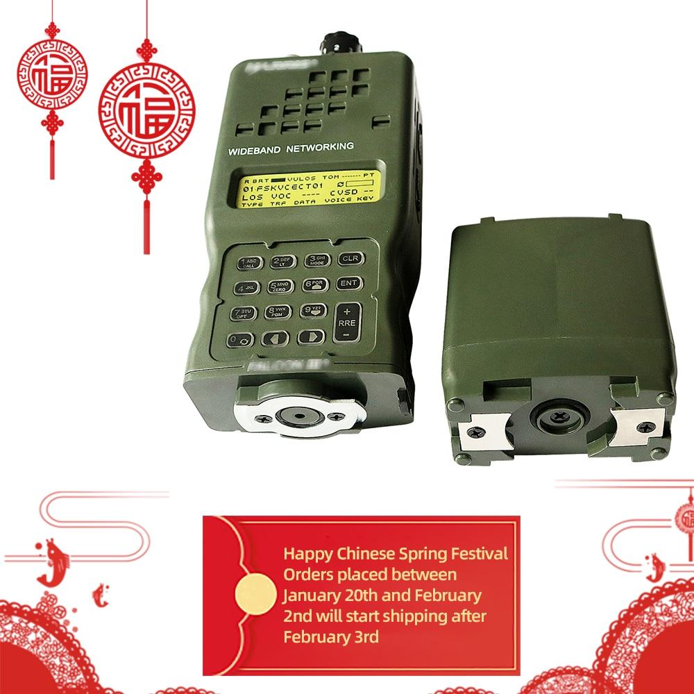 Tactical AN/PRC-152 Harris Military Radio Comunicador Case Model Dummy PRC 152 no function
