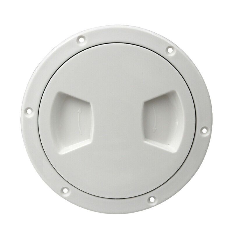 1 Pcs 5Inch Weatherproof Round Hatch Deck Cover Lid For Marine Boat Yacht Parts
