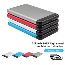 2TB/1TB/500GB HDD USB 3.0 2.5