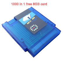 NES N8 game card retro game collection China version suitable for everdrive NES host gift 8G
