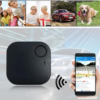 VODOOL Mini GPS Tracking Finder Car Kids Motorcycle Real Time Tracker Locator Smart Anti Lost Alarm Device Selfie Remote control image