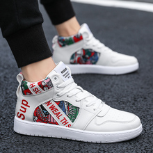 Brand Men's Casual Shoes Air Cushion Couple Fashion Sneakers
