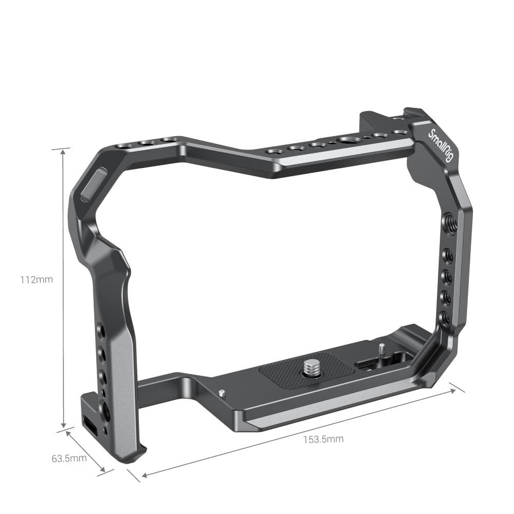 Клетка за DSLR камера SmallRig за вградена - Камера и снимка - Снимка 6