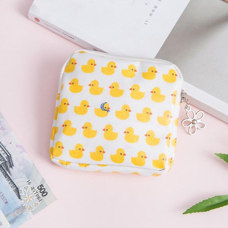 ETya мультяшная мини-сумка для монет для женщин и девочек с принтом кота, кошелек для монет, держатель для карт, кошелек, сумки для денег, наушники, посылка, подарки для детей - Цвет: 4