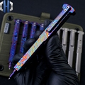 Tactische Pen Titanium Legering Gun Plug Persoonlijkheid Creatieve Draagbare Schrijven EDC Gereedschap Verdediging Pen
