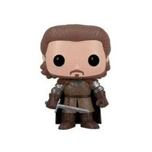 hot Famous American classic movie Character Rob Stark Song Ice And Fire Game Of Thrones Hand model figures Collection toys gifts