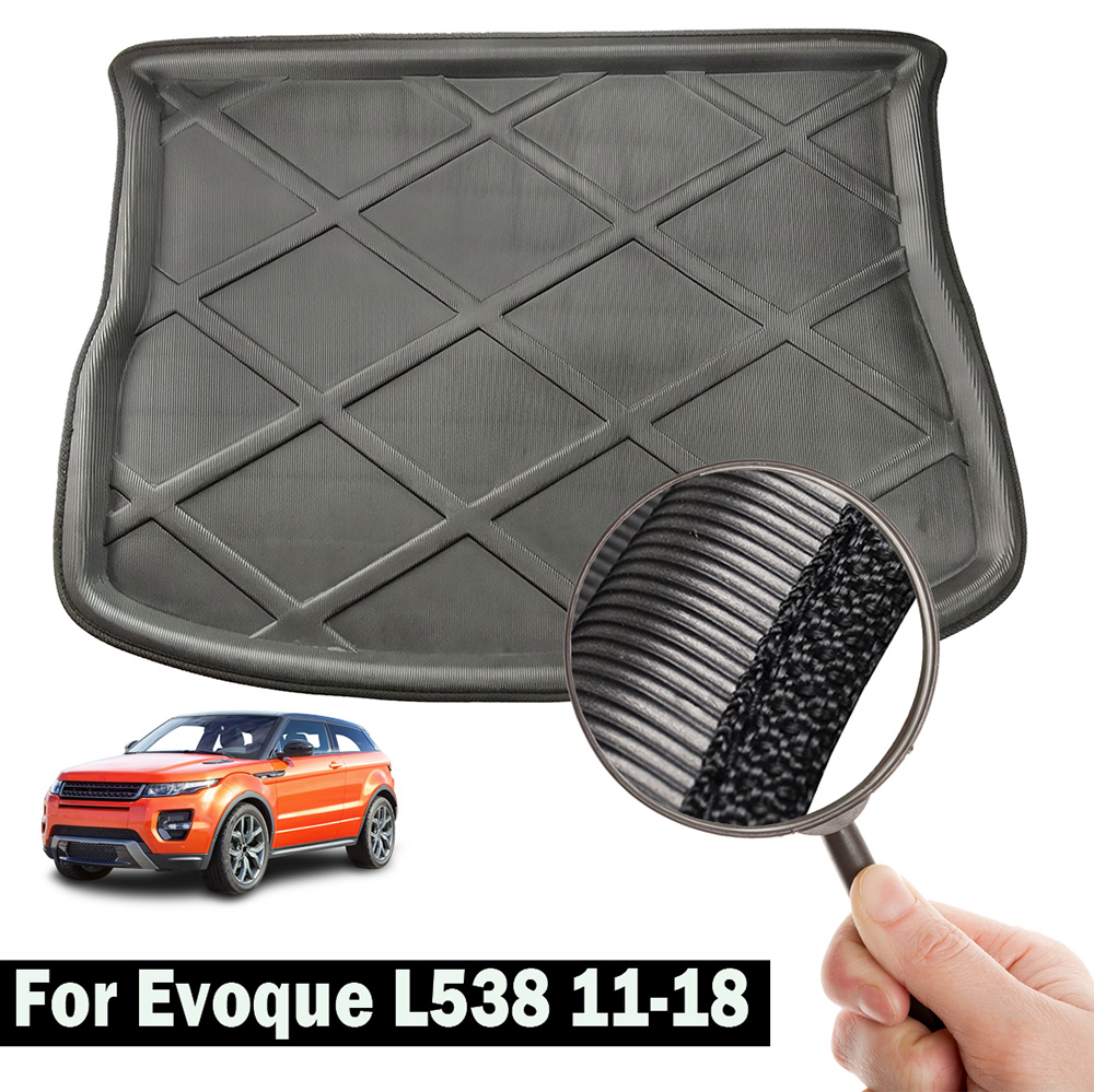 TAILORED PVC BOOT LINER MAT TRAY Range Rover Evoque 2011-on