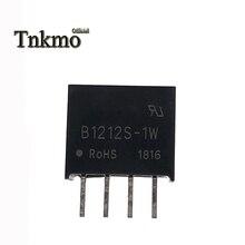 5PCS 10PCS B1212S 1W SIP 4 B1212S SIP4 B1212 1212 DC DC power module 12V zu 12V neue und original