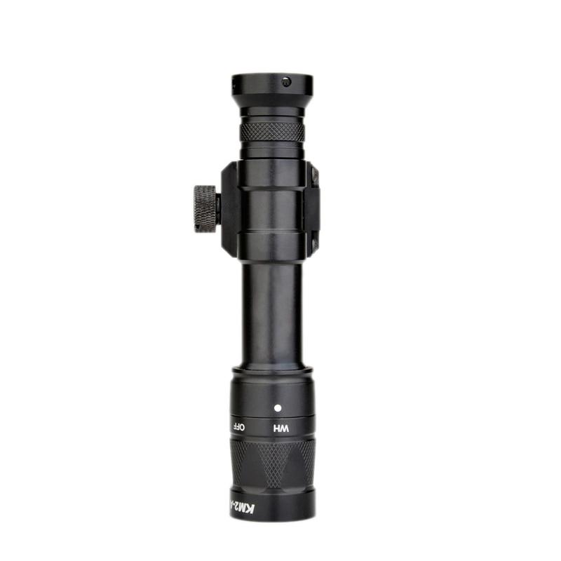 Elemento Airsoft Arma M600W KM2-A Escoteiro Luz