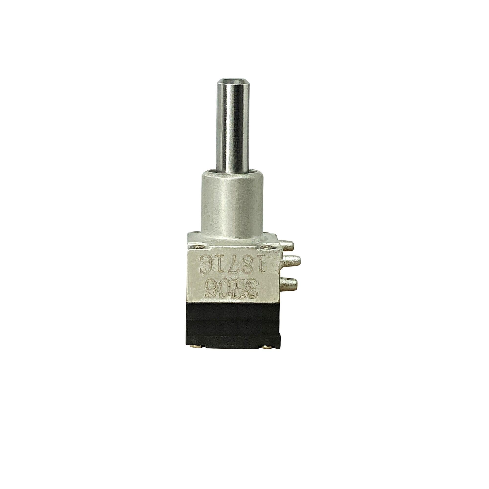 VBLL 10 pièces OEM 4015203H06 potentiomètre commutateur de contrôle de canal pour Motorola XPR6100 XPR6300 XPR6350 XPR6380 Radio