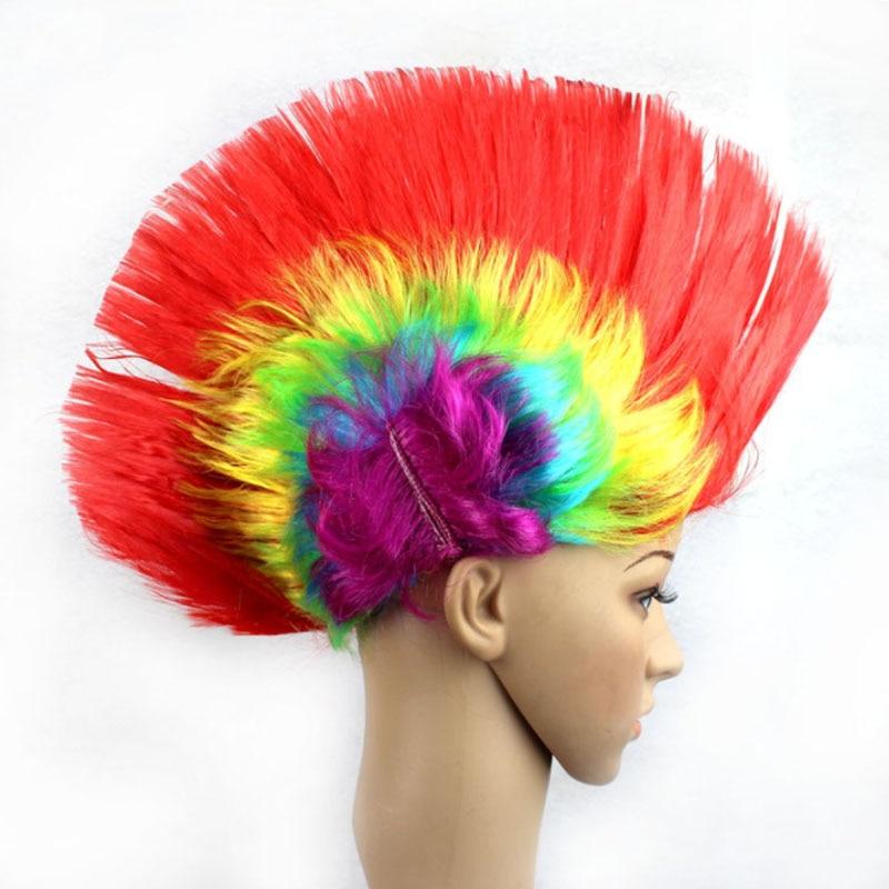 Mohawk Wig 5