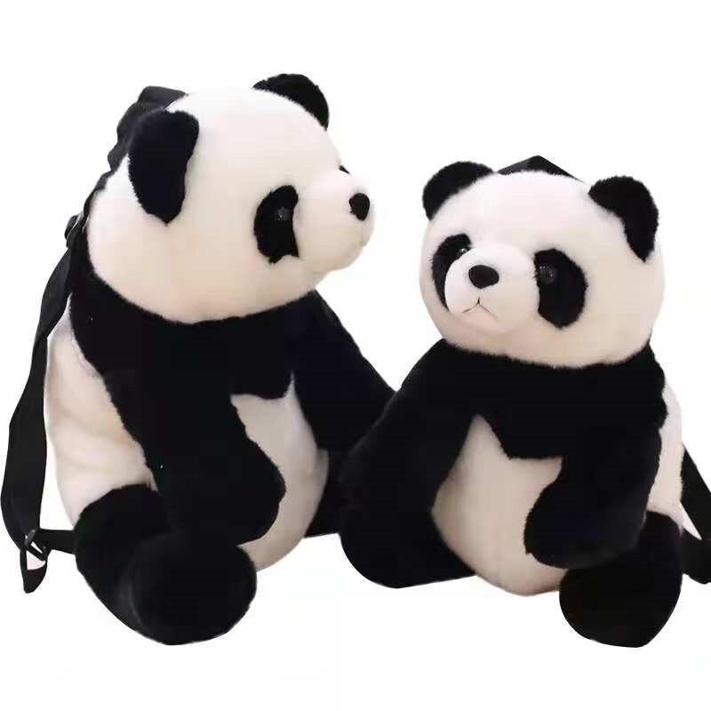 45CM 35CM Kids Cute Cartoon Plush Toy Children Backpacks Panda Doll Baby Plush Doll Birthday Gift