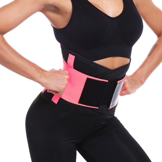 Slim Belt Waist Trainer Waist Shaper Cincher Faja Corset Belt Modeling Strap Waist Trimmer cinta modeladora shapewear