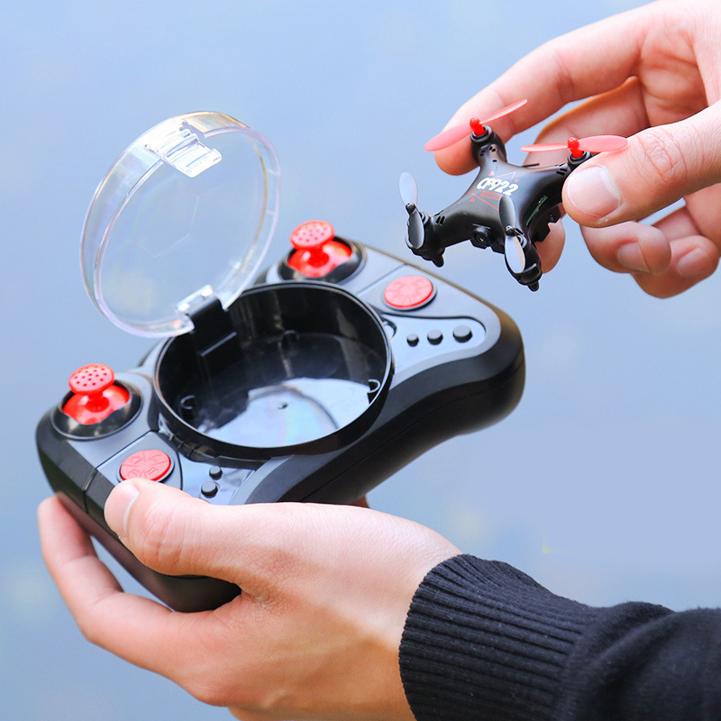 Mini Drone With Camera Hd S9 Dron Helicopter Quadrocopter Mini Rc Drones For Kids Wifi Micro Battery Pocket Birthday Gift Selfie image