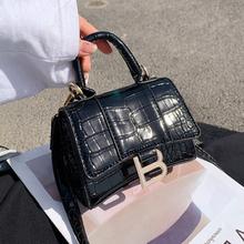 С доставкой wzór z kamieniem torby na ramię ze skóry PU kobiety 2021 markowe trendy torba na ramię pani luksusowe małe torebki torebki tanie tanio ZECK FLAP Na ramię i torby crossbody CN (pochodzenie) klamerka SOFT NONE moda 1023-27019 POLIESTER Versatile WOMEN STONE