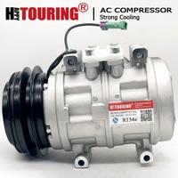 For Audi air conditioning compressor Audi 100 200 5000 80 90 S4 V8 Quattro R57357 58357 471 0259 902 037 14 2952C 10P17C