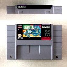 Bio Metal   Action بطاقة الألعاب النسخة الأمريكية اللغة الإنجليزية