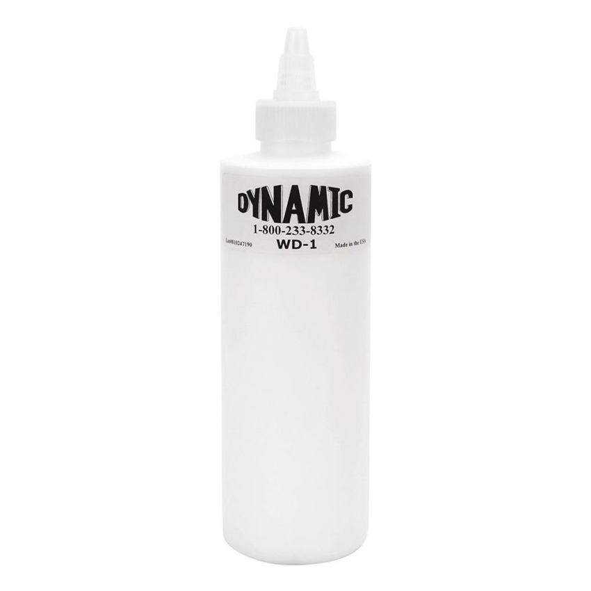 Dynamic White Tattoo Ink 250ml Permanent Makeup Micro Pigment For Body Art Tattoo Painting Cosmetics