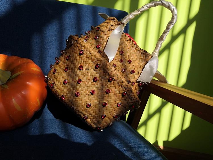 cesta diamante saco embreagem bolsas luxo bolsas