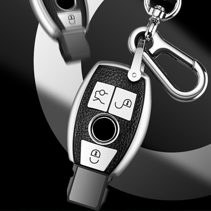 Wear resistant Soft TPU key case cover Key protective shell holder for Mercedes benz A B R G Class GLK GLA w204 W251 W463 W176