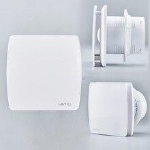 Ventilateur de 6 pouces, Ventilation 220V, silencieux, échappement, maison, salle de bains, cuisine, chambre, toilettes, murs, livraison gratuite
