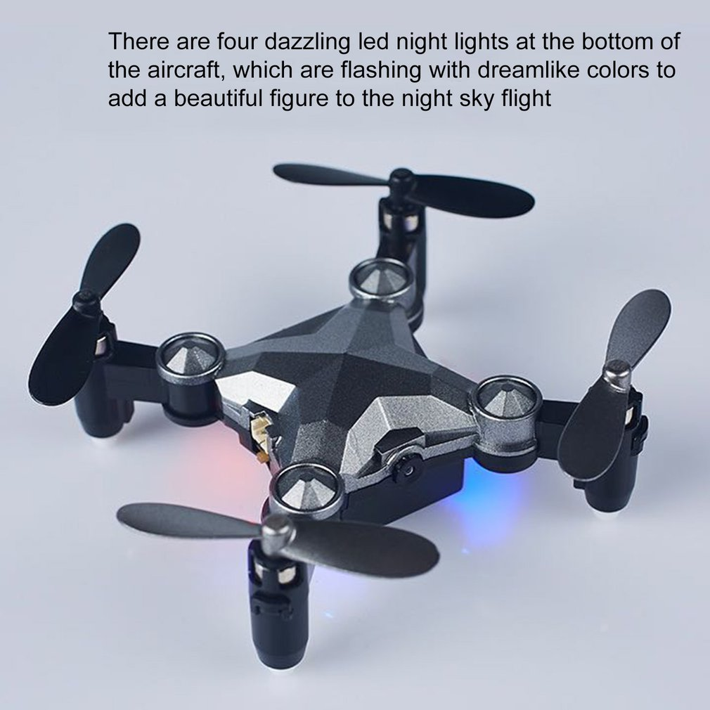 lowest price Profession GPS Drone with 4K HD Dual Camera Wide Angle Anti-shake Double GPS WIFI FPV RC Quadcopter Foldable Follow Me