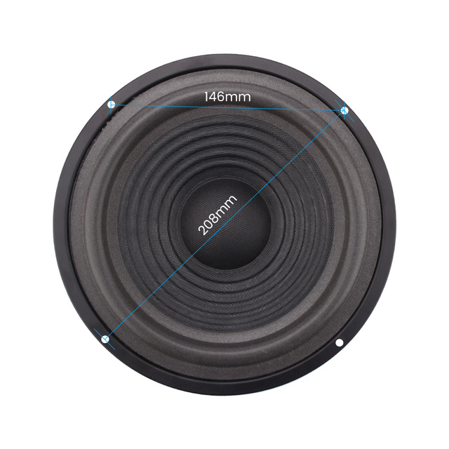 8 Inch Woofer Subwoofer Speaker 4 Ohm 150W 4