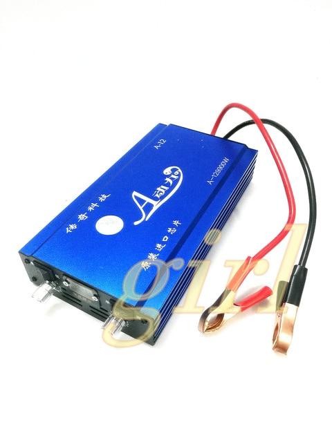 2019 nieuwe EEN high power inverter power hoofd 12V batterij elektronische batterij booster