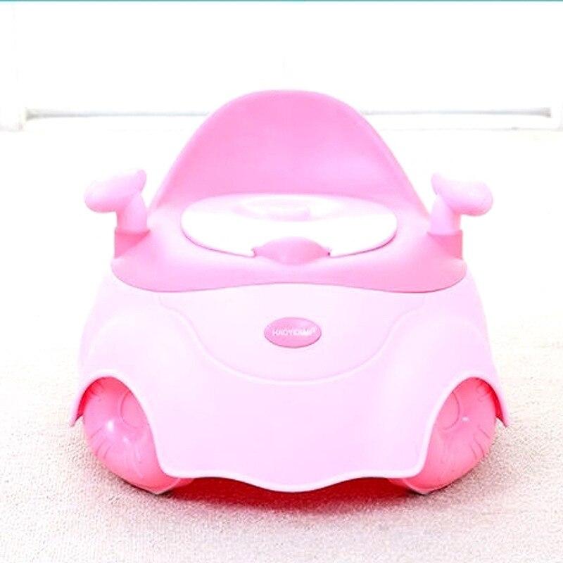 Beetle Toilet For Kids With Armrests Men And Women Baby Toilet Infants Bedpan Kids Chamber Pot Men's Bucket