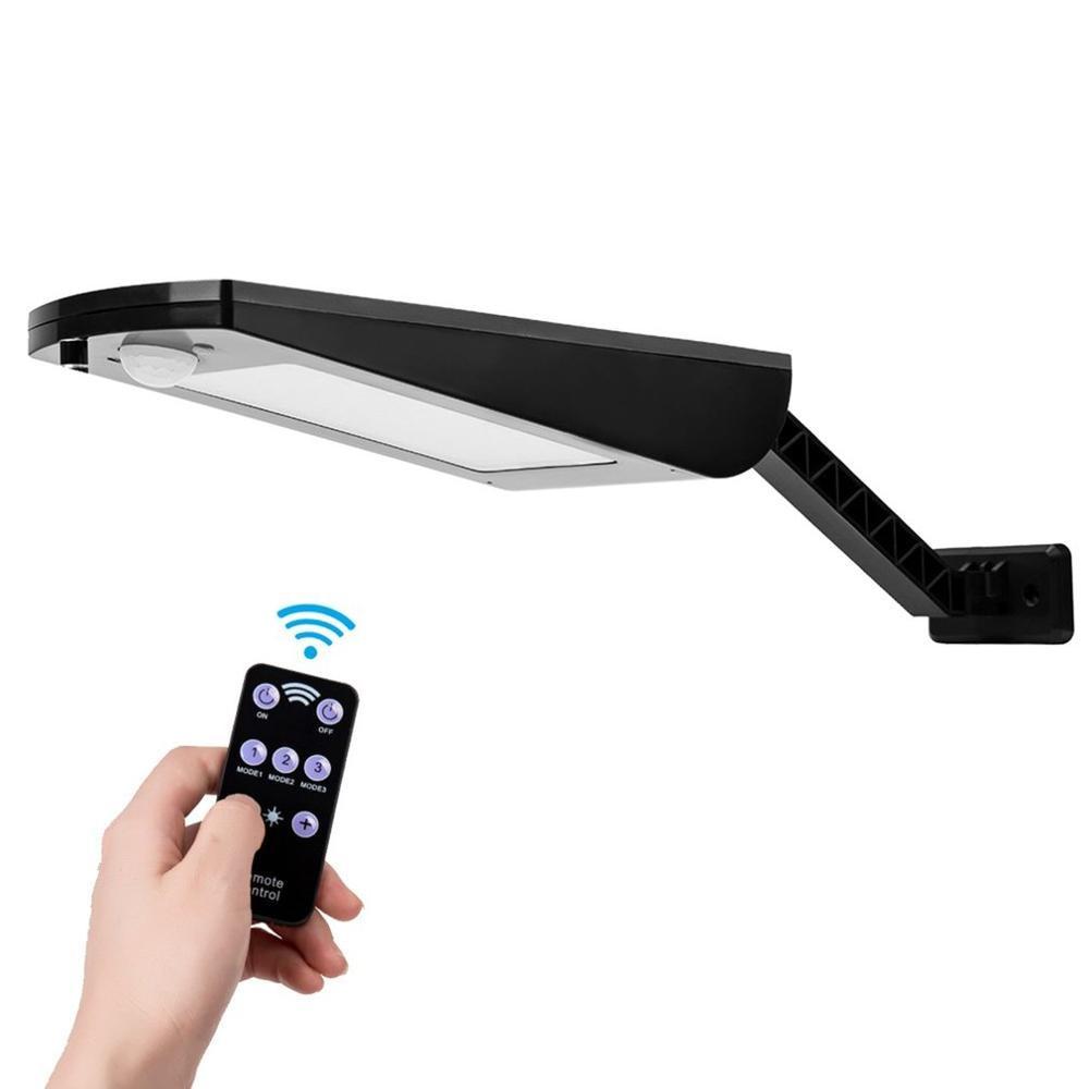 66 leds Solar Led Street Lamp Waterproof Outdoor Landscape Garden Light Human Sensing Led Solar Wall Light LED Street Light
