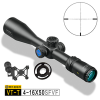 CN Best Brand Discovery VT T 4 16 X50 SFVF Optic Scopes for Air Guns with Free Camera Mounts