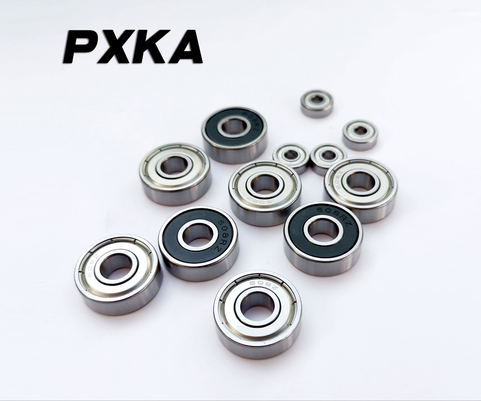 Free Shipping Deep Groove Ball Bearings 6000 6001 6002 6003 6004 6005 6006 6007 6008 ZZ 2RS