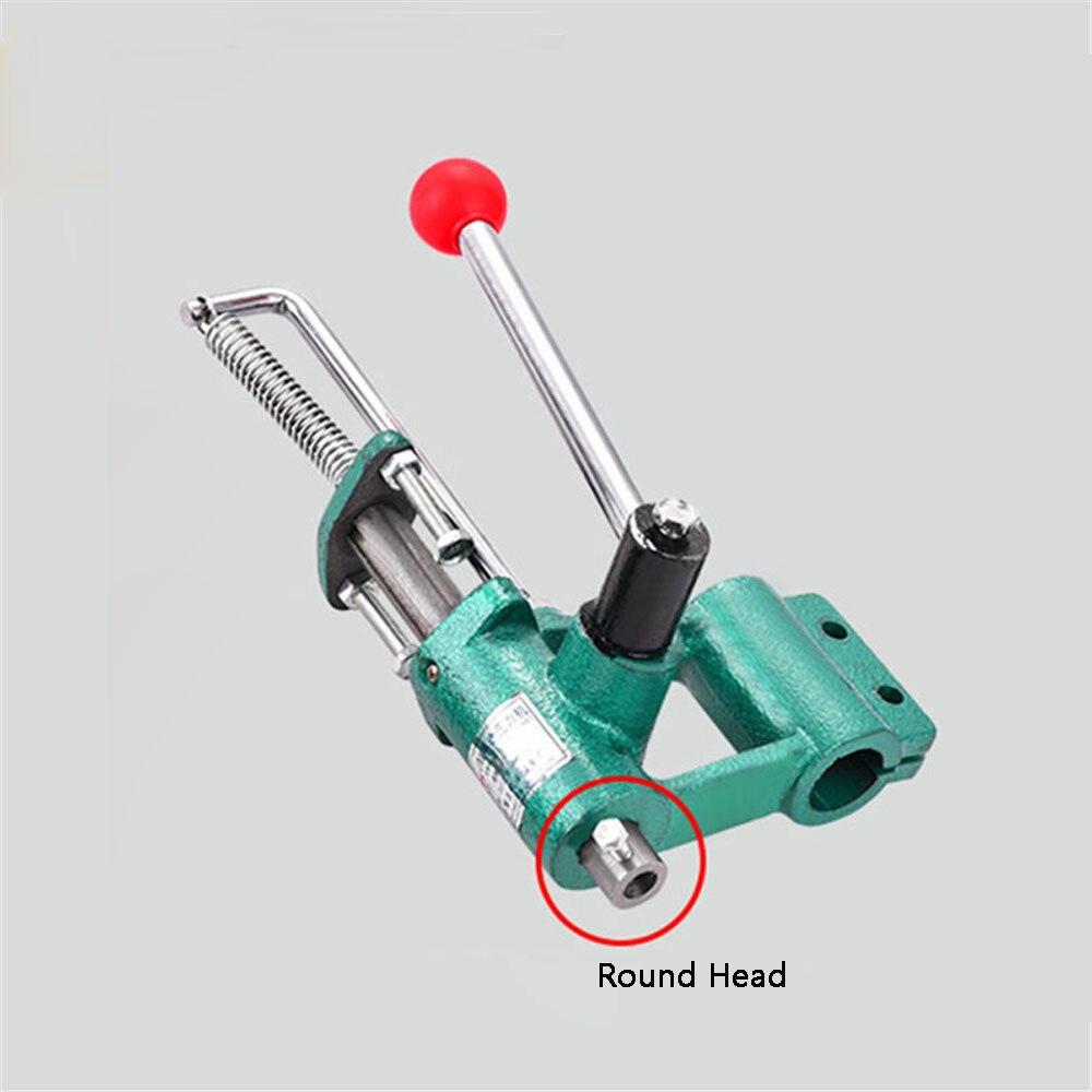 JM-16 Manuelle Runde Kopf Pressen Machinehand Presse Kleinen Industrielle Hand Drücken Industrielle Mini-stanzmaschine