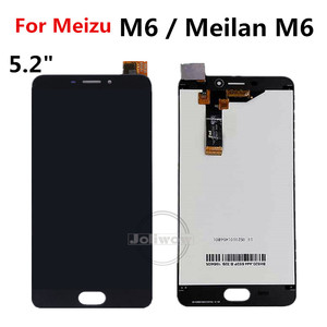 """Image 2 - Tested Good 5.2"""" For Meizu M6 M711H M711M M711Q LCD Display Screen Touch Panel Digitizer Assembly for Meizu M6 LCD"""