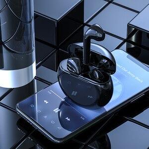 Беспроводные наушники TWS Bluetooth наушники HiFi стерео наушники-вкладыши с шумоподавлением гарнитура с микрофоном спортивные водонепроницаемые