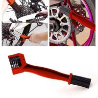 Rim Care Tire Cleaning Car Accessories Motorcycle Bicycle Auto Car Accessories Gear Chain Maintenance Cleaner Dirt Brush Tool 1