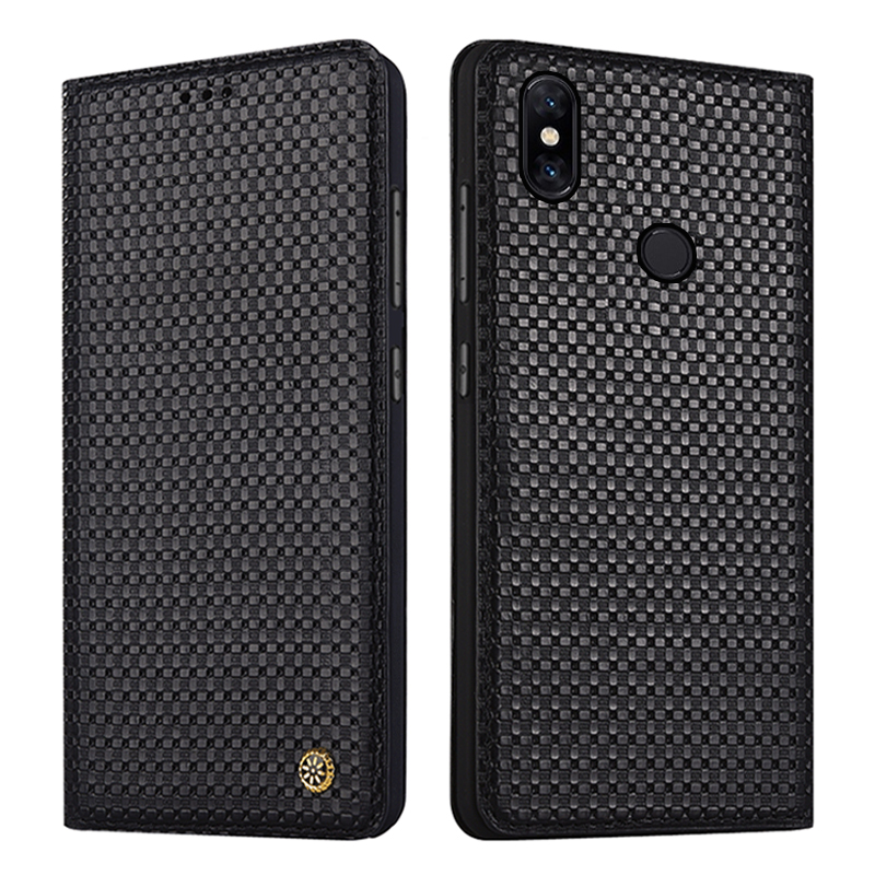 Flip Case For Xiami <font><b>Mix</b></font> 2 <font><b>2s</b></font> Cover Magnetic Genuine Leather case For <font><b>Xiaomi</b></font> <font><b>Mi</b></font> <font><b>Mix</b></font> 3 5G Cases Leather Cover Phone Cases <font><b>Fundas</b></font> image