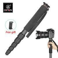 DIFUN C 326 Carbon Fiber Monopod for Camera & Photo Selfie Stick Professional Stand Photography Tripod Accessories
