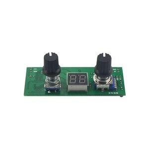 Image 3 - 100 tipos de efeitos DSP Reverb Digital módulo placa do misturador de karaoke reverberação efeito 0 99 Novo DC5V