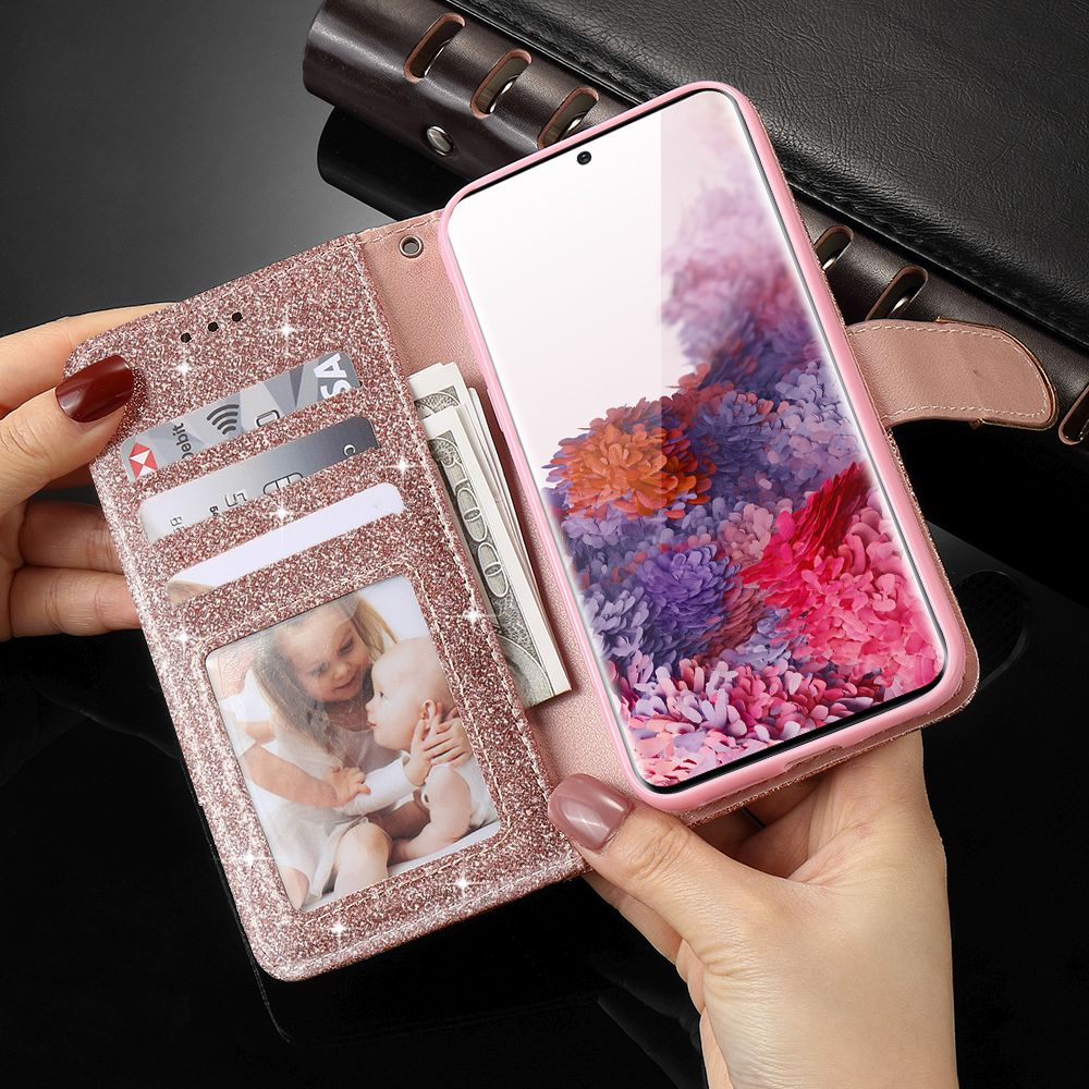 Magnetic Wallet Flip Case for Samsung S20 Ultra S10 Plus S8 S7 Edge A8 2018 A5 A3 Slim Premium Leather Cover for Galaxy S9 Plus