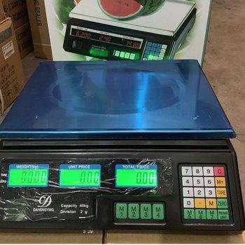 Platform Elektronik Scale  3