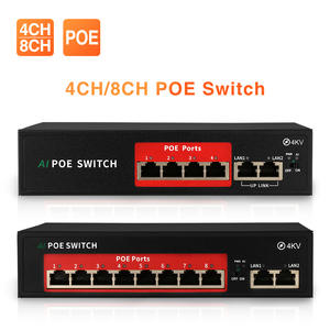SPoe-Switch Ethernet-...