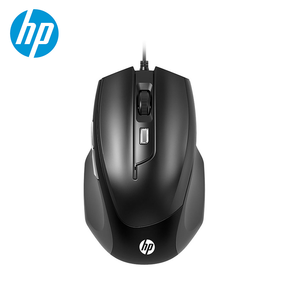 HP M150 Ergonomic Game Mouse Adjustable 1600dpi Silent Wired Computer Gaming Mouse Pro Gamer For PC Computer Laptop Mice