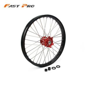 "Image 3 - 21""  19"" Motorcycle 1.6X21"" 2.15X19"" Front Rear Wheel Rim Hub For Honda CR 125R 250R CRF250R CRF 450R 250X 450X 2002 2015"
