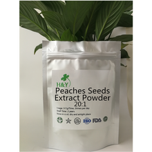 150-1000g Free Shipping Top Sale Semen Persicae/Peach Seed Extract Peaches Seeds Powder 20:1In Stock(China)